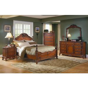 (3)Eastern King Bed/1385K-1EK*