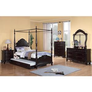 TWIN TRUNDLE FOR CANOPY BED/1386PPNC-R