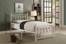 Twin Metal Platform Bed/2048TW-1
