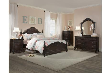 (3)Queen Bed/1386NC-1*